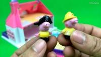 迪士尼玩具 hello kitty 豪华别墅房子