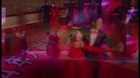 2014年大冶市矿业商会新春年会演出 摩登团体舞 火之舞
