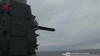 美国海军-大毒蛇机关炮和密集阵近防炮-射击_超清