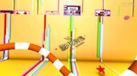 六一儿童节卡通电视少儿节目动画AE模板 儿童节日庆典庆祝活动视频展示开场
