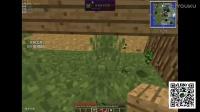 我的世界 Minecraft 侏罗纪公园 恐龙世界 工业2生存第1集寻找村庄 霸王龙 迅猛龙 海王龙 蜿龙三角龙 籽岷我的世界