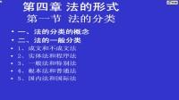 [吉林大学远程教育:法理学].宋延军.第08讲_screen
