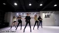 《River 》舞蹈视频自由式流行舞基地kiki老师课堂视频