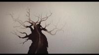 别出心裁的中国水墨风片头 NETFLIX出品美剧 Marco·Polo 马可·波罗 真水墨特效制作