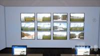 SIKERY系列产品-机场周界报警联动视频