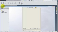 SolidWorks Drawing Tutorial 128_ Methods to make drawings