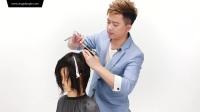 AngelAngle美发教学   明星发型系列   陈柏霖
