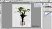 Photoshop平面设计 教程PS教程后期3D处理之客厅