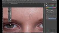 Photoshop平面设计 教程PS教程污点修复画笔工具