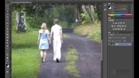 Photoshop平面设计 教程PS教程内容感知移动工具和红眼工具