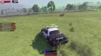 H1Z1:国外玩家看清了中国玩家的数量,立马开车逃窜