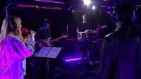 Zara Larsson - All Night (Beyoncé cover) in the Live Lounge