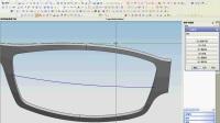 UG眼镜建模 中文版教程 01