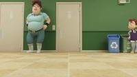 小孩子的好奇心 幻想症 奇思妙想 充满了纯真可爱 加拿大动画短片 Behind That Door 推开那扇门