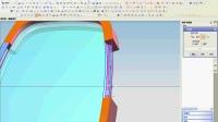 UG眼镜建模 中文版教程 02