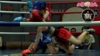 【拳星时代】女拳主义:纹身女主播蒙眼对打!拳击比赛还能这样玩?