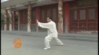 赵幼斌杨式太极十三刀演示(正面)