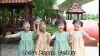 快乐宝贝-I'd Like To Teach The World To Sing+Good Morning+Do Re Mi