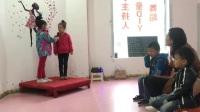 西安小主持人培训 口才训练我是小小采访员之杜忆雪采访新同学 鑫舞曹老师
