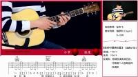 韩凛音乐 《夜空中最亮的星》吉他弹唱+教学