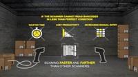 Zebra 3600 系列耐用型扫描设备产品优势介绍(英文视频)