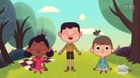 The Hokey Pokey Shake - Kids Dance Song - Super Simple Songs(english songs)_标清