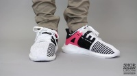 adidas EQT Support 93/17 Turbo Red 上脚赏析