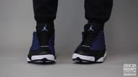 Air Jordan 13 Low Retro Brave Blue 上脚赏析