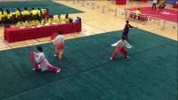 左桂英香港金牌获得者《陈式24式太极扇》