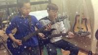 电吉他嗨起来飞一会,成都天韵吉他,吉他弹唱,吉他教学,吉他小朋友
