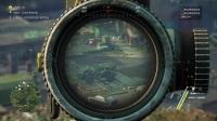 红酒《狙击手:幽灵战士3》试玩实况 二 小姐姐带你们亿枪一个
