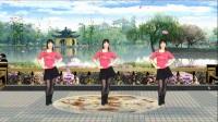 小雪花广场舞~美丽的遇见 (单人水兵舞)编舞:杨丽萍