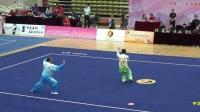 中华人民共和国第13届运动会(太极拳公开赛)朱志平,32式太极拳田方东