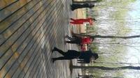 长春公园平安舞蹈