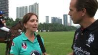 新加坡女子马球赛