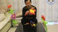 小花1-浪漫气球教程-魔术气球