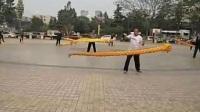 安阳市空竹协会空竹表演——舞龙