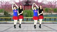 汕头娟子姐广场舞《红姑娘》双人水兵舞风格
