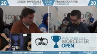 SCGWOR - Round 3 - Frank Skarren vs Jason Imperiale (Legacy)