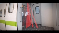 RS-15 用于列车内端门的开启及存在安全保护传感器。