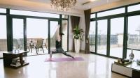 经典初级瑜伽教程第五集:拜日式AB分解