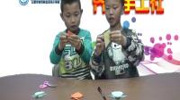 儿童折纸《乌龟的折法》赵齐治 问乐教你折纸乌龟-后沟小学