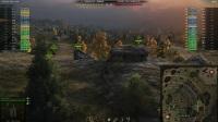 坦克世界 游戏视频 美国美系5级 M系Ⅴ级 T67 自行反坦克炮 火力支援 黑枪游走 黑暗沼泽 卡累利阿