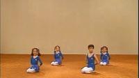 北舞四级(3 单手位)飞怡舞蹈