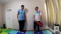 【入水为鱼】自学蝶泳教学视频1-妖娆海豚腿