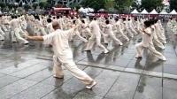 首届国际游龙拳交流联谊会鸟巢集体演练