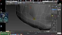 3Dmax游戏建模-3Dmax角色建模系列lol模型制作阿木木情绪摇滚皮肤制作二