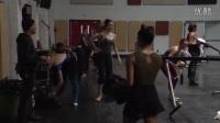 加拿大国家芭蕾舞团演员大课 Lunkina