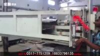 半自动双色印刷机 纸箱印刷模切机 自动生产纸箱设备  自动送纸印刷堆码印刷机