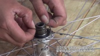 单车基械匠第十六期--滚珠花鼓轮组塔基的拆解维修保养调试 shimano 禧玛诺